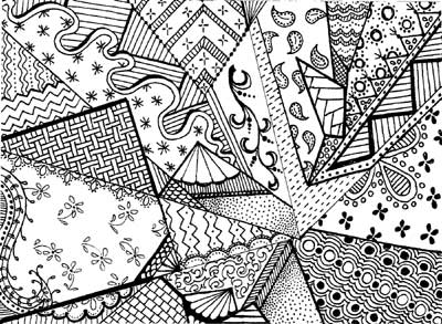 Doodle brain doodling and daydreaming serendip studio pronofoot35fo Choice Image