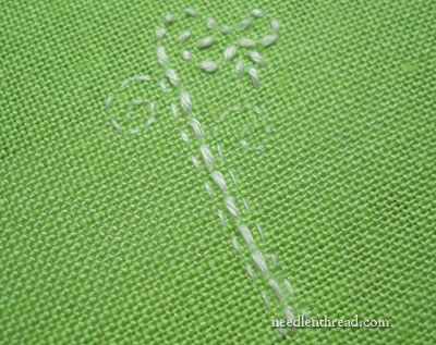 Running Stitch Video