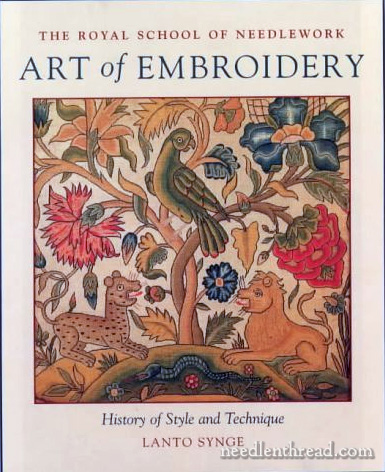 The Art of Embroidery by Lanto Synge