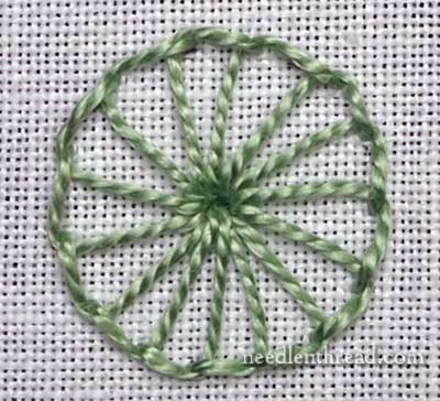 Buttonhole / Blanket Stitch Wheel