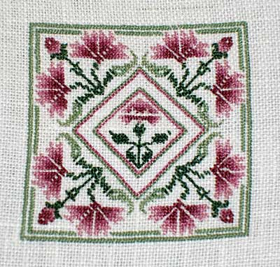 Counted Cross Stitch Needlenthread