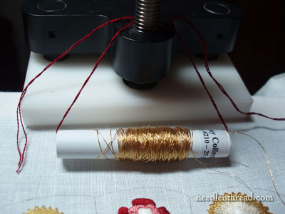 Elizabethan Twist Goldwork Thread