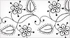 Flower Border (Linea)