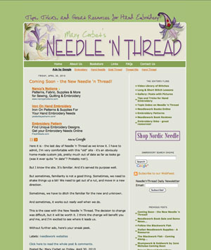 The Old Needle 'n Thread