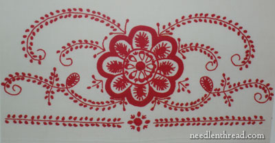 Hand Embroidery Traditions from Portugal