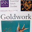 RSN Goldwork Stitch Guide