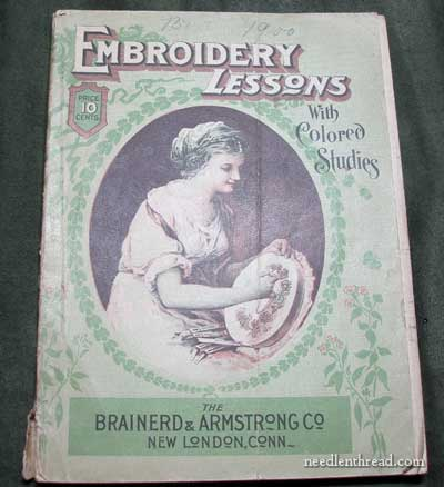 Society Silk Embroidery Catalog and Instructions