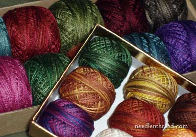 Valdani Needlework Threads