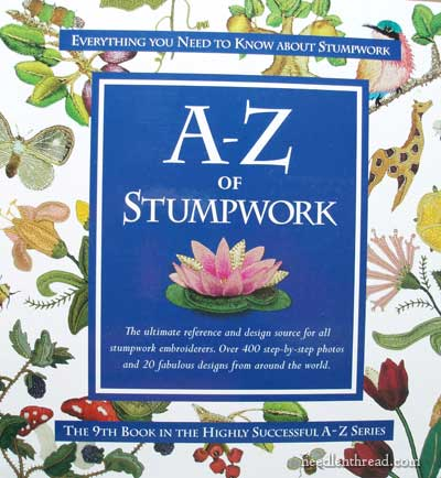 A-Z of Stumpwork Book Review