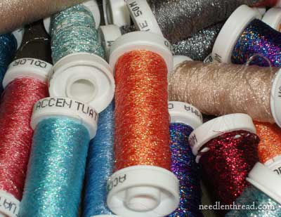 Accentuate Thread for Hand Embroidery