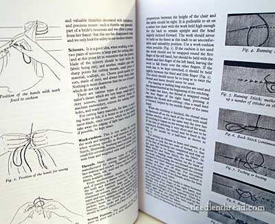 Anchor Manual of Needlework Book Review