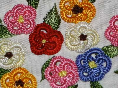 Bird Outlines Embroidery Designs - Secrets of Embroidery