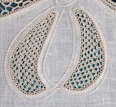 Italian Needle Lace by Anna Castagnetti