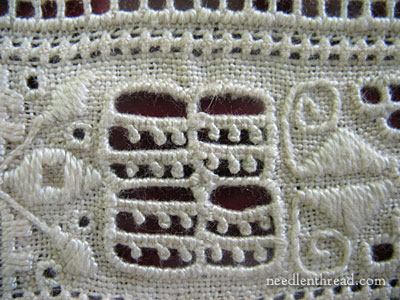 Lefkara Lace from Cyprus