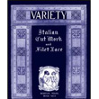 Variety Magazines: Italian Cut Work and Filet Lace