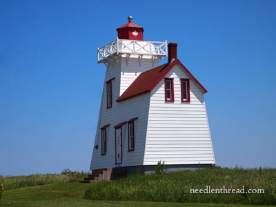 North Rustico Harbor Lighthouse, Prince Edward Island