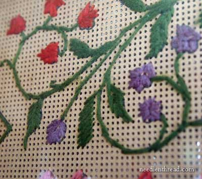 Victorian Perforated Paper Embroidery in Avonlea on Prince Edward Island