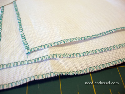 Preparing Needlework Classes