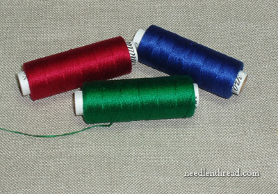 Cosmo Multi-Work Embroidery Thread
