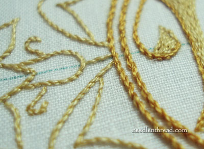 Ecclesiastical Embroidery: Hand Embroidered Pall