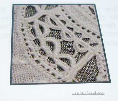 Ricami a Fili Tesi - Openwork Embroidery Book Review