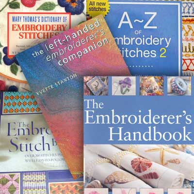 Favorite Stitch Dictionaries