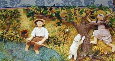Felt Wee Folk by Sally Mavor