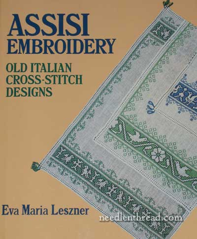 Assisi Embroidery Book
