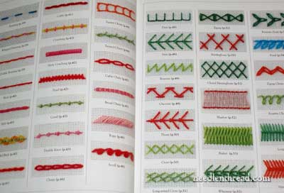 Book Review: Stitch Sampler