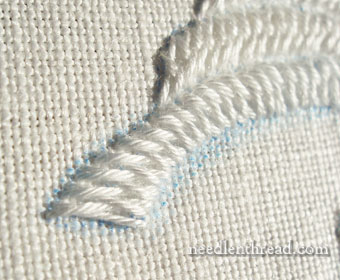 Basket Stitch in Hand Embroidery