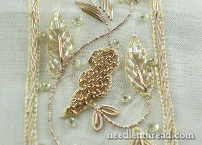 Goldwork Ribbon