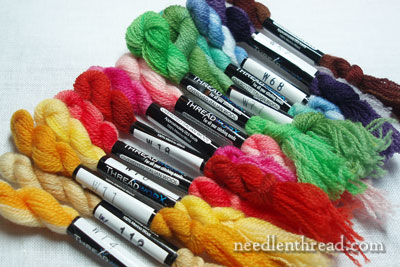 ThreadworX Hand Embroidery Threads