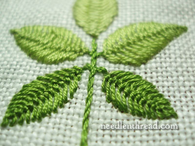 Cretan Stitch – Close it Up! – NeedlenThread com