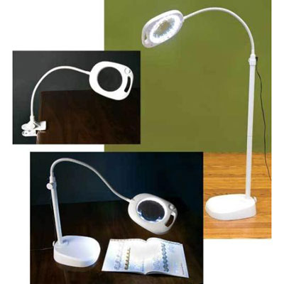 Craftlite Dublin Magnifier-Light for Needlework