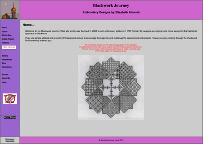 Blackwork Journey