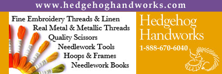 Hedgehog Handworks Needlework Supplies