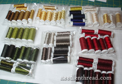 Silk Hand Embroidery Thread