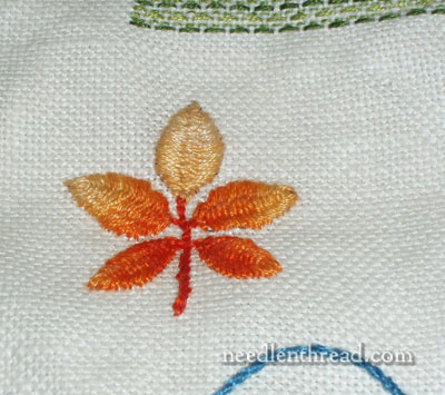 Needle Arts Class Hand Embroidery Samplers
