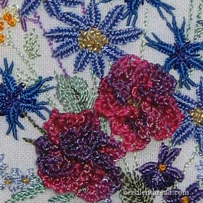 Brazilian Dimensional Embroidery by Loretta Holzberger