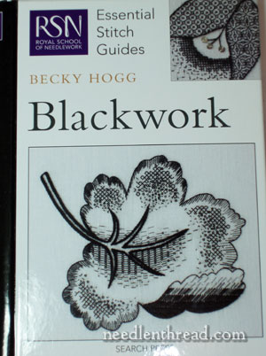 RSN Stitch Guide: Blackwork