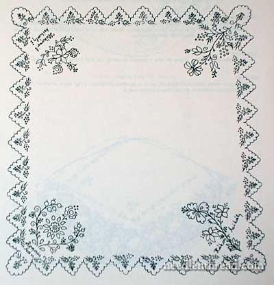 TRADITIONAL HUNGARIAN EMBROIDERY PATTERNS