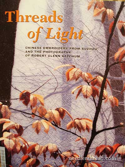 Threads of Light: Book about Suzhou Embroidery