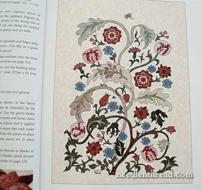More William Morris Applique Book Review