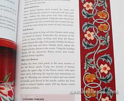 More William Morris Applique Book Review