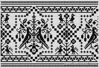 Crochet Pattern Central - Free Filet Crochet Pattern Link Directory