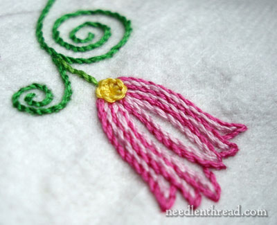 Embroidery for Spring