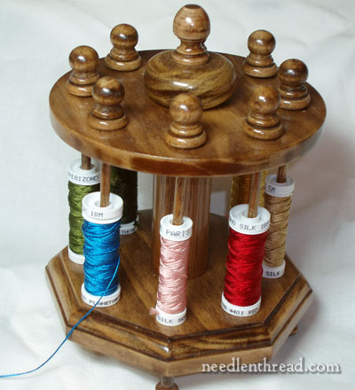 Spooled Thread Holder