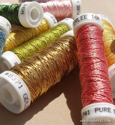 Agecroft Sweet Bag Thread Kit