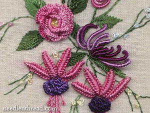 HOW TO DO STUMPWORK EMBROIDERY | Embroidery Designs
