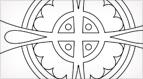 Cross Embroidery Pattern